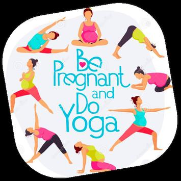 Pregnancy Yoga Exercises poster