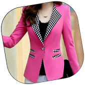 Women Blazer Design icon