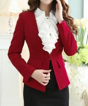 Women Blazer Design screenshot 5