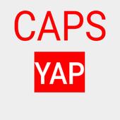 CapsYap icon