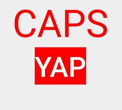CapsYap poster