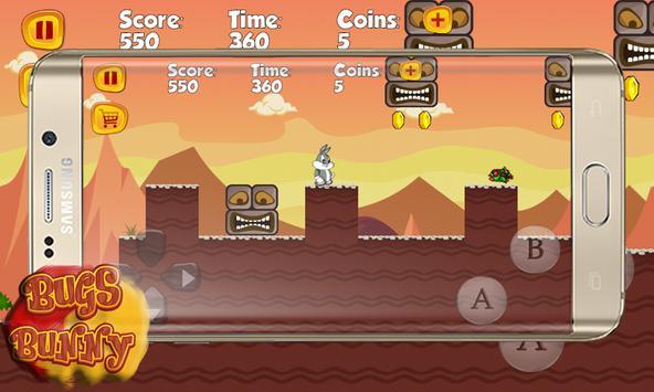Buggs Tunes Jungle Adventures Bunny screenshot 3