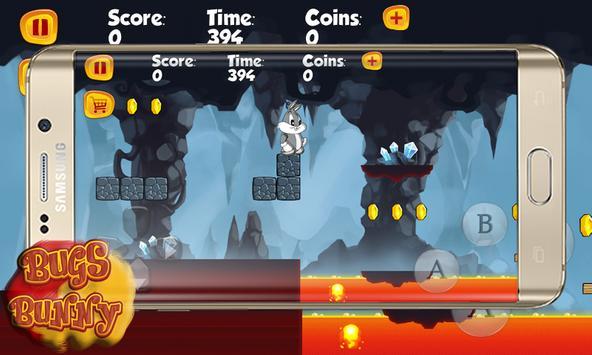 Buggs Tunes Jungle Adventures Bunny screenshot 15