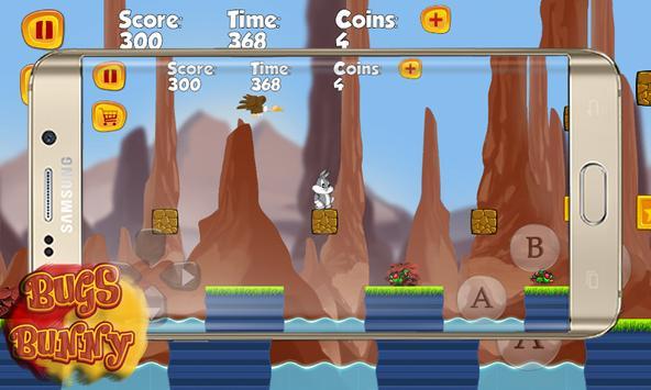Buggs Tunes Jungle Adventures Bunny screenshot 5