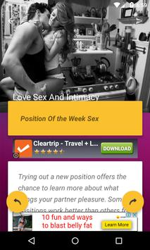 Love Sex And Intimacy screenshot 5