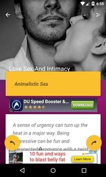 Love Sex And Intimacy screenshot 6
