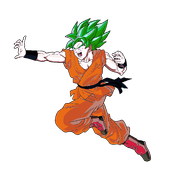 Goku Super Saiyan Budokai icon