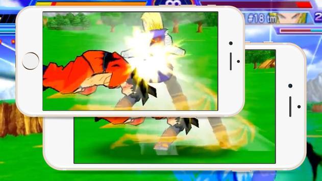 Budokai Another: Raging Blast apk screenshot