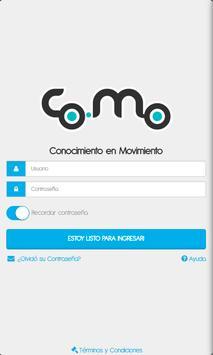 CoMo Conocimiento Movimiento apk screenshot