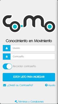 CoMo Conocimiento Movimiento poster