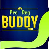My Pre Reg Buddy icon