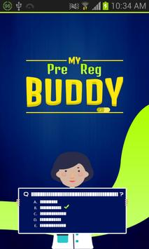 My Pre Reg Buddy poster
