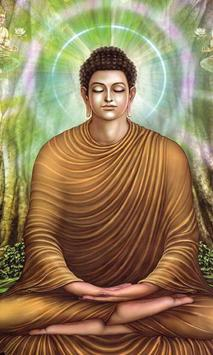 Buddha Live Wallpaper Poster