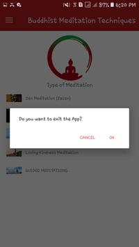Buddhist Meditation Techniques screenshot 2