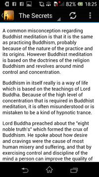 Buddhist Meditation Trainer screenshot 7
