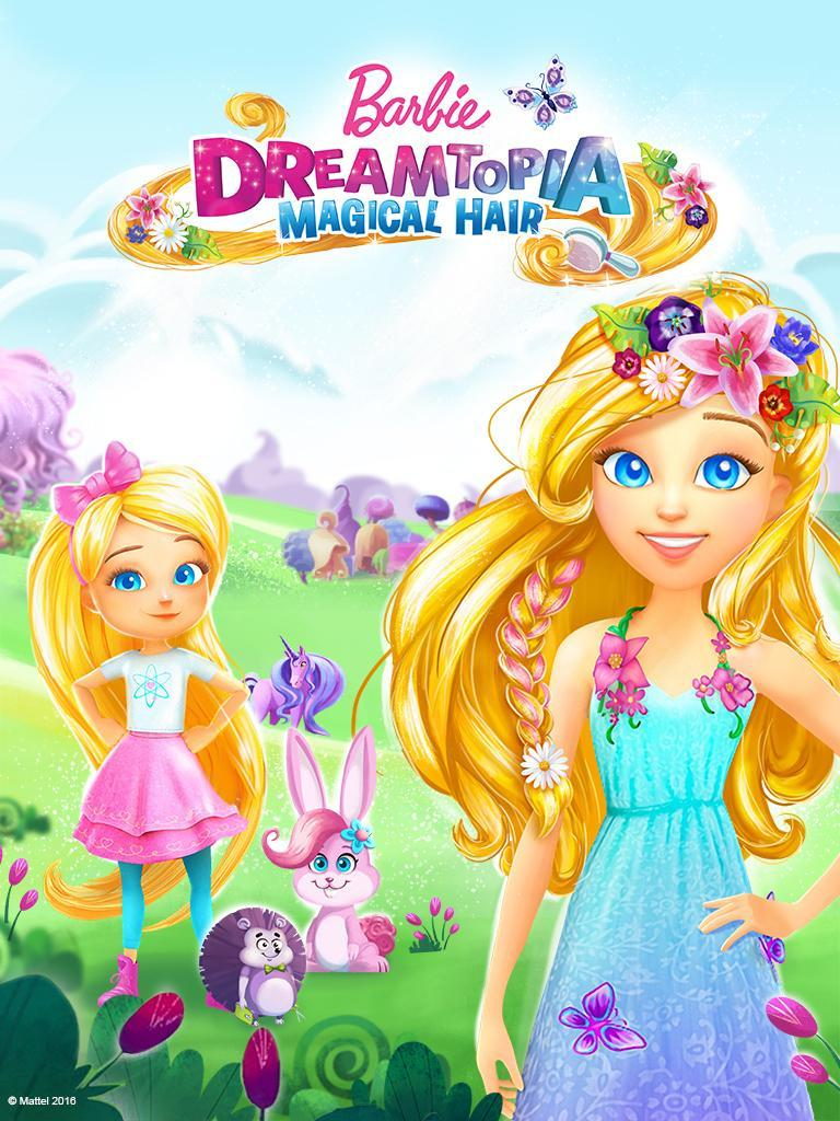 Rambut Ajaib Barbie Dreamtopia For Android Apk Download
