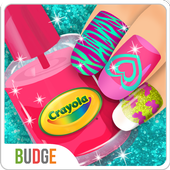 Crayola Nail Party: Nail Salon icon