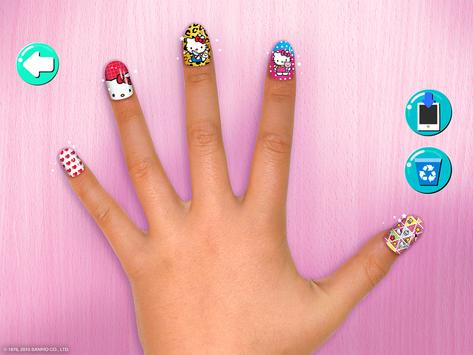 hello kitty nail salon apk download free casual game for android