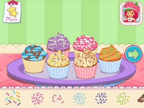 ... Strawberry Shortcake Bake Shop apk screenshot ...