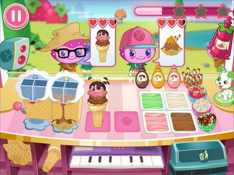 Strawberry Shortcake Ice Cream Island screenshot 3