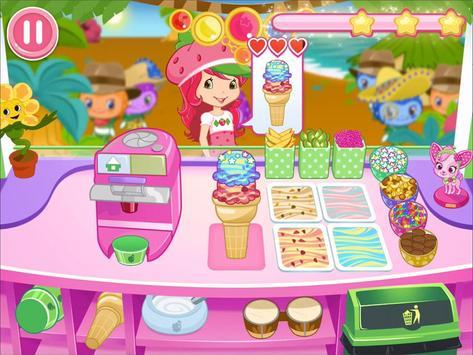Strawberry Shortcake Ice Cream Island poster