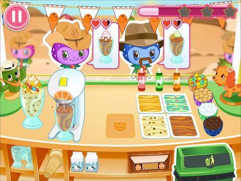 Strawberry Shortcake Ice Cream Island screenshot 1