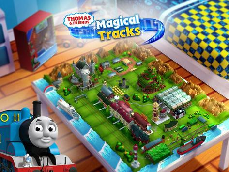 Thomas & Friends: Magical Tracks poster