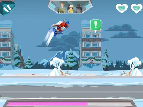 Transformers Rescue Bots: Disaster Dash screenshot 16