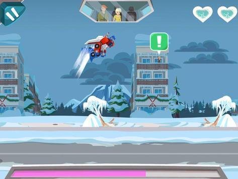 Transformers Rescue Bots: Disaster Dash screenshot 4