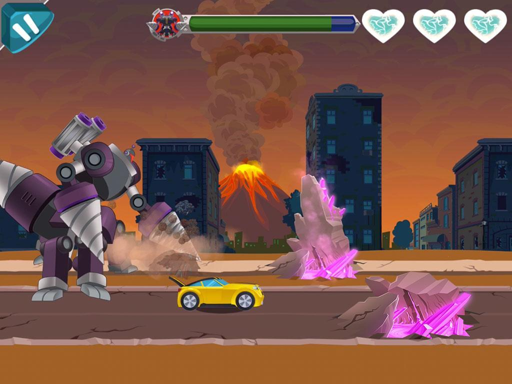 Transformers Rescue Bots: Disaster Dash for Android - APK Download