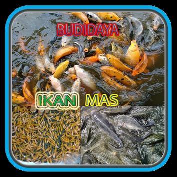 Budidaya Ikan Mas poster