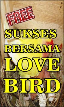 Budidaya Burung LoveBrid poster