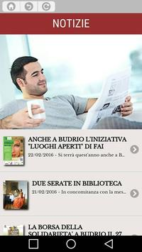 Budrio poster
