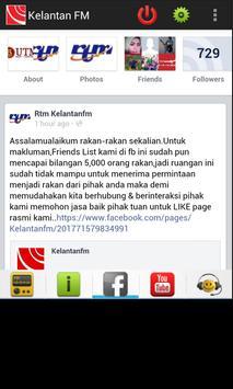 Radio Malaysia Kelantan FM screenshot 4
