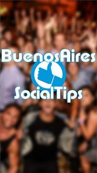 Buenos Aires Social Tips poster