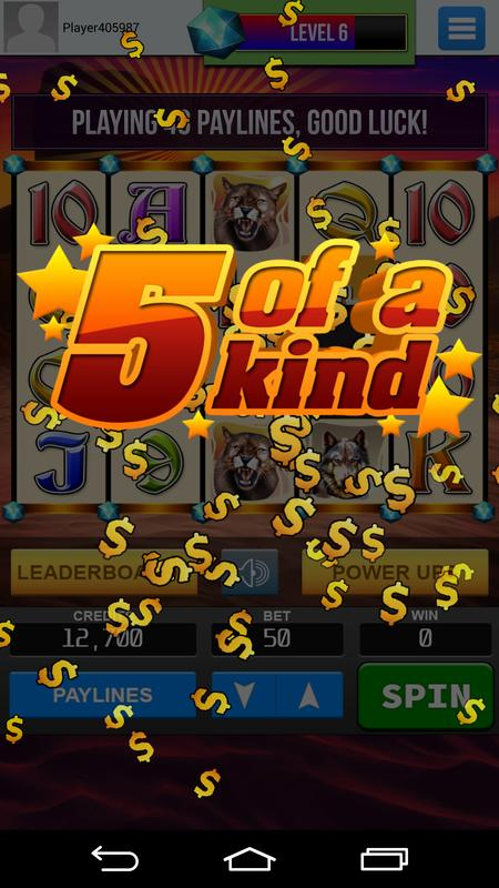 Buffalo Slot Machine App