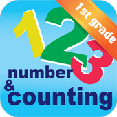 Number & Counting - 1st grade icon