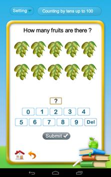 Number & Counting - 1st grade screenshot 12