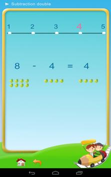 Subtraction - Math 1st grade screenshot 2