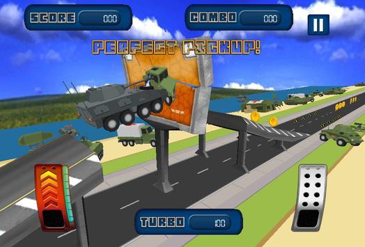 Army Stunt Racing - War Racers apk screenshot