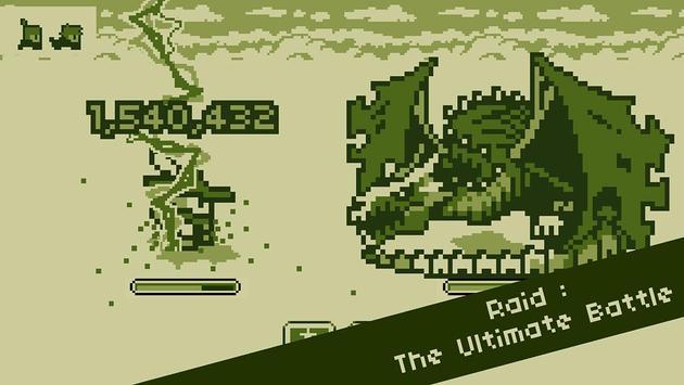 Timing Hero : Retro Fighting Action RPG poster
