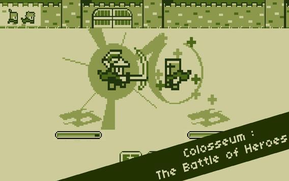 Timing Hero : Retro Fighting Action RPG apk screenshot