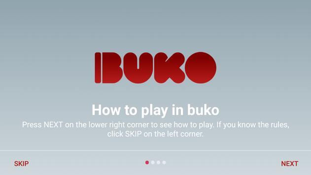 Buko - Amazing Mind Game poster