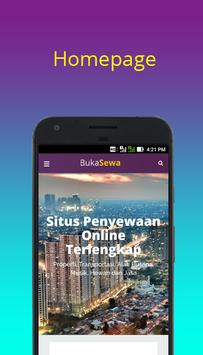 BukaSewa poster