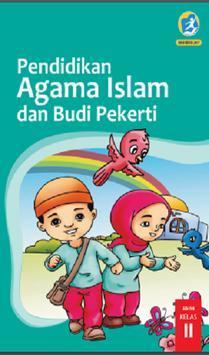 Buku PAI Kelas 2 Kurikulum 2013 poster