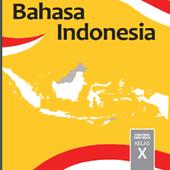 Bahasa Indonesia Kelas 10 Kurikulum 2013 icon