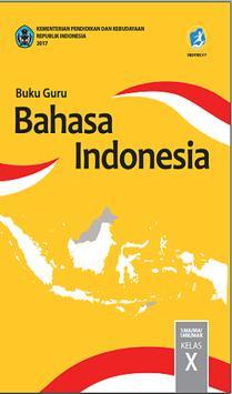 Bahasa Indonesia Kelas 10 Kurikulum 2013 poster