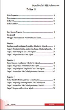 Bahasa Indonesia Kelas 12 Kurikulum 2013 screenshot 7