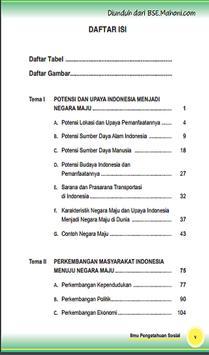 Buku IPS Kelas 9 Kurikulum 2013 screenshot 1