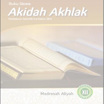 Akidah Akhlaq Kelas 12 Kurikulum 2013 screenshot 9